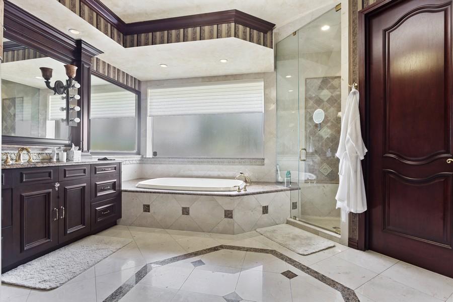 Real Estate Photography - 16421 NE 34 Ave, North Miami Beach, FL, 33160 - Primary Bathroom