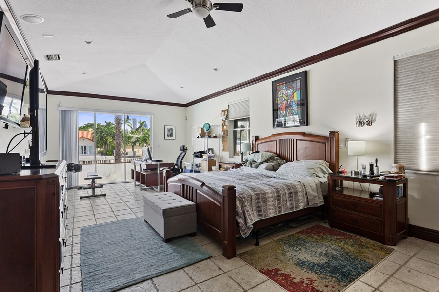 Real Estate Photography - 16421 NE 34 Ave, North Miami Beach, FL, 33160 - Primary Bedroom