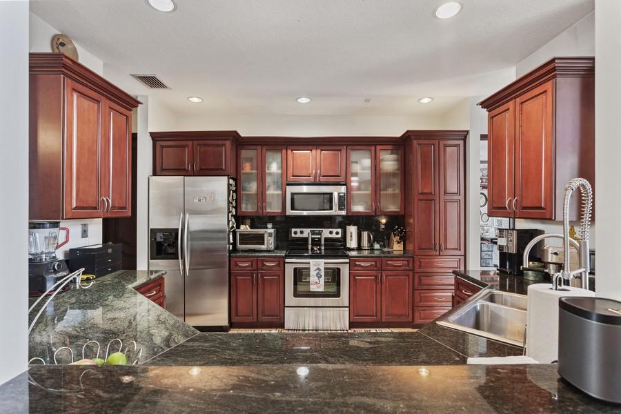 Real Estate Photography - 16421 NE 34 Ave, North Miami Beach, FL, 33160 - Kitchen