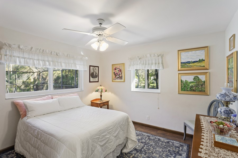 Real Estate Photography - 13205 SW 71 Avenue, Pinecrest, FL, 33156 - 3rd Bedroom