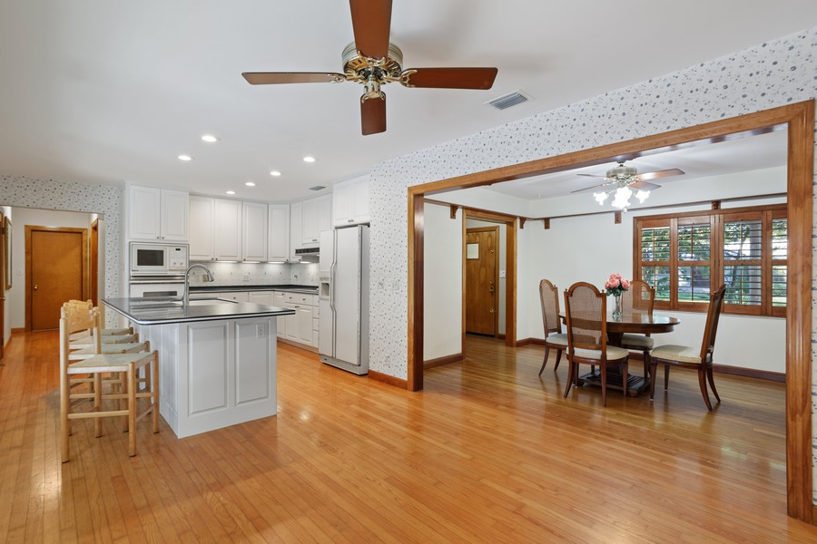 Real Estate Photography - 13205 SW 71 Avenue, Pinecrest, FL, 33156 - Dining Area 2