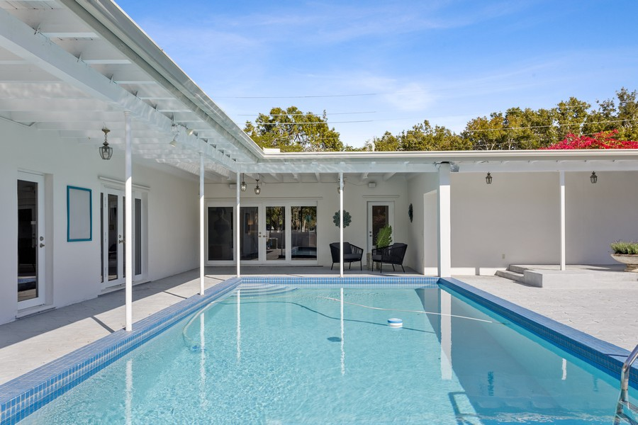 Real Estate Photography - 7800 SW 112 Street, Pinecrest, FL, 33156 - Pool
