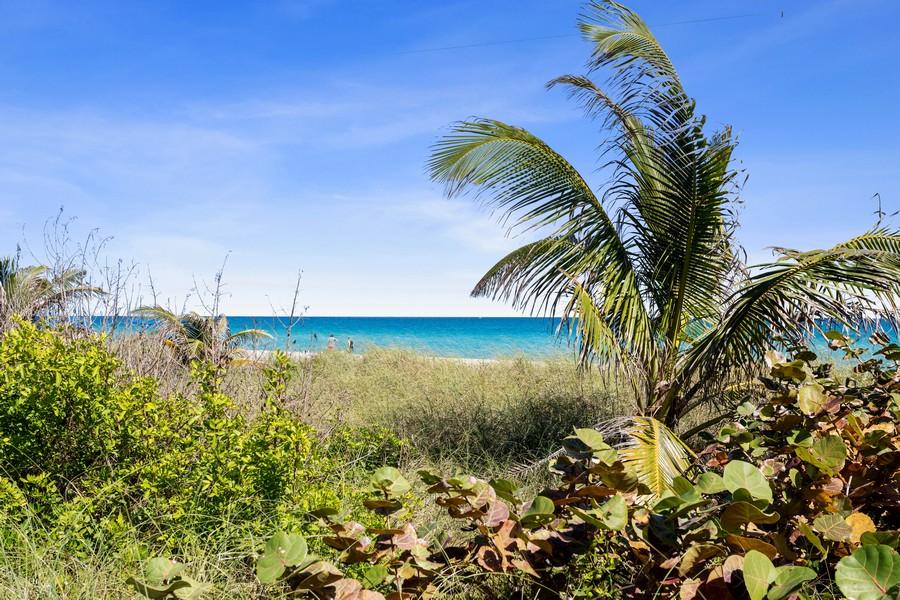 Real Estate Photography - 8777 Collins Ave #606, Surfside, FL, 33154 - Guest Bedroom