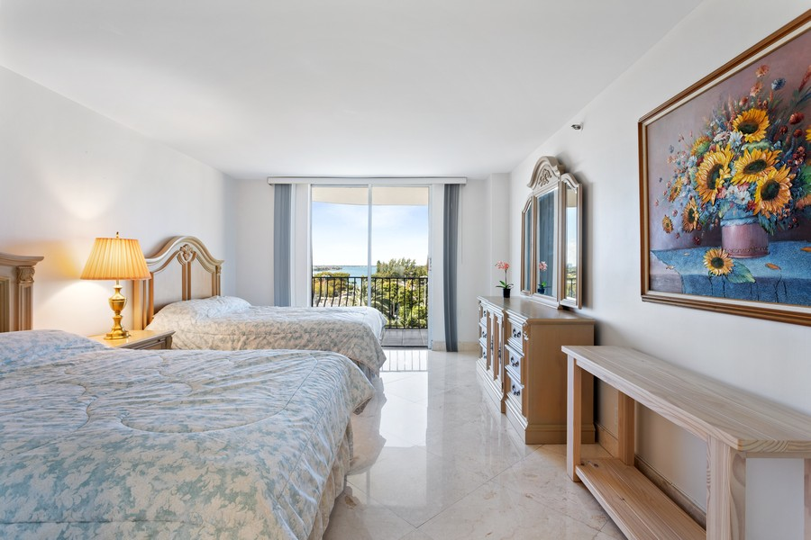 Real Estate Photography - 8777 Collins Ave #606, Surfside, FL, 33154 - Bedroom
