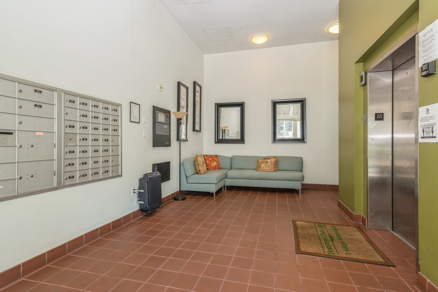 Real Estate Photography - 7285 SW 90th St, Unit D613, Miami, FL, 33156 - Lobby