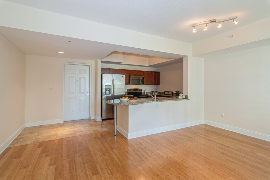 Real Estate Photography - 7285 SW 90th St, Unit D613, Miami, FL, 33156 - Entryway