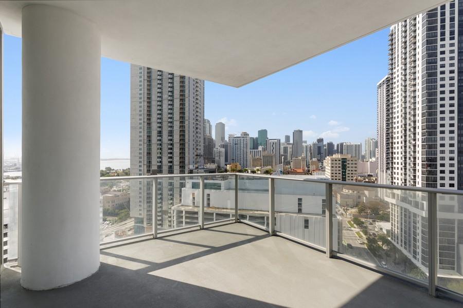 Real Estate Photography - 851 NE 1ST STREET #1611, Miami, FL, 33132 -