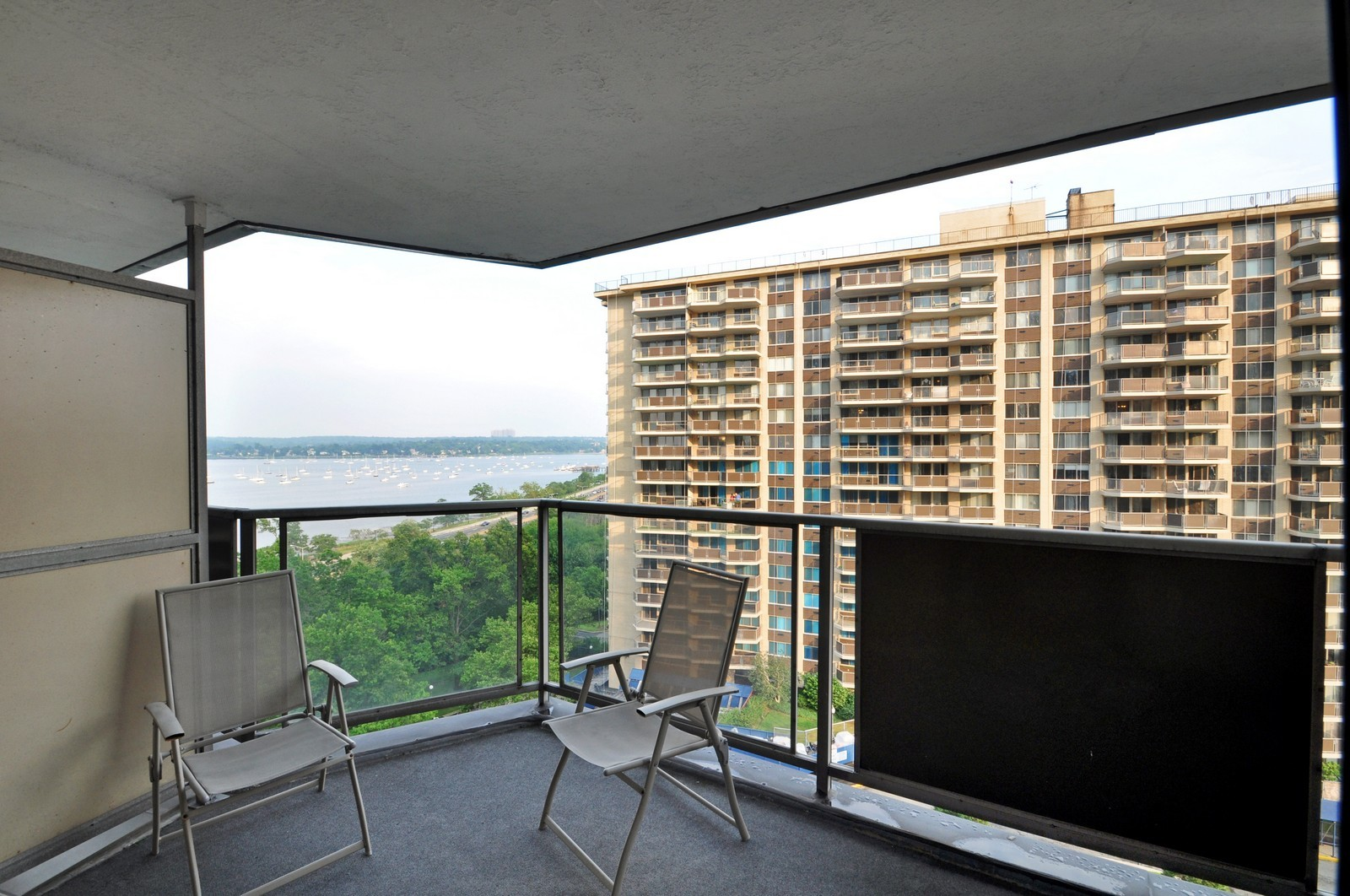 Real Estate Photography - 1805 215th St, Bayside, NY, 11360 - Terrace