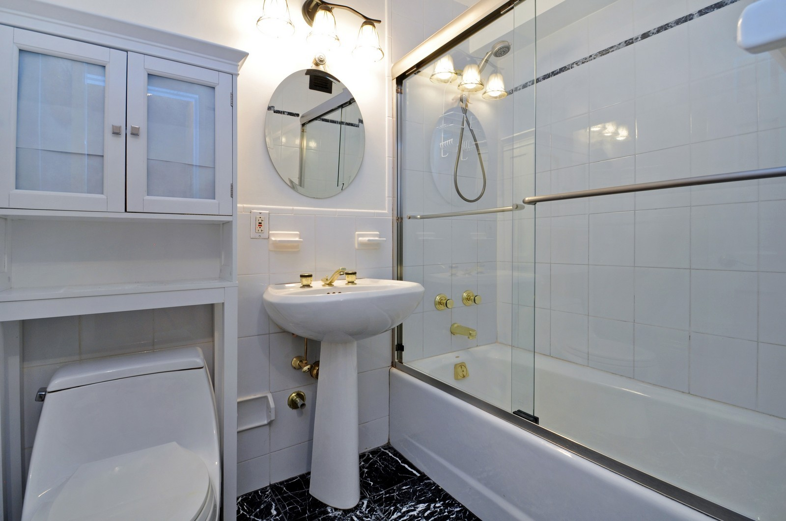 Real Estate Photography - 1805 215th St, Bayside, NY, 11360 - Bathroom