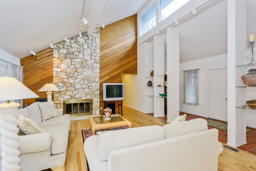Real Estate Photography - 12 Deer Path, Quogue, NY, 11959 - Living Room