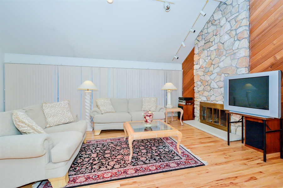Real Estate Photography - 12 Deer Path, Quogue, NY, 11959 - Hearth Room