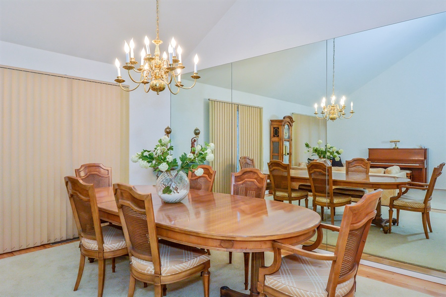 Real Estate Photography - 12 Deer Path, Quogue, NY, 11959 - Dining Room