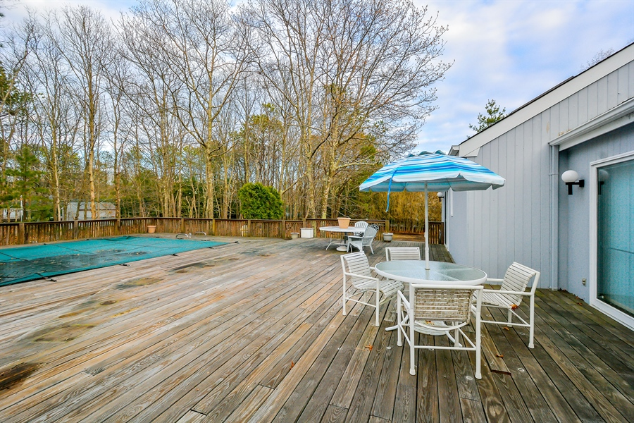 Real Estate Photography - 12 Deer Path, Quogue, NY, 11959 - Pool