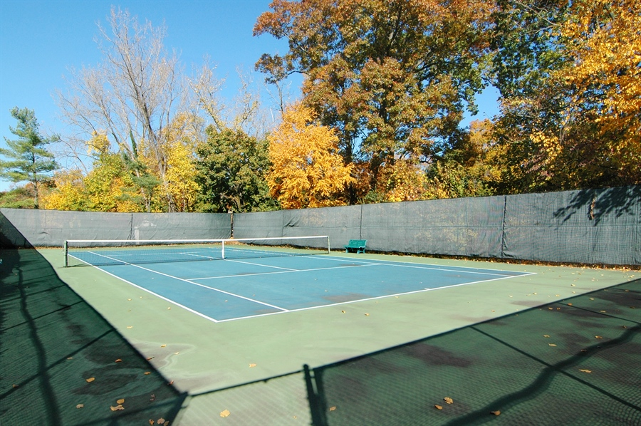 Real Estate Photography - 75 Eider Hill Court, Manhasset, NY, 11030 - Recreational Area