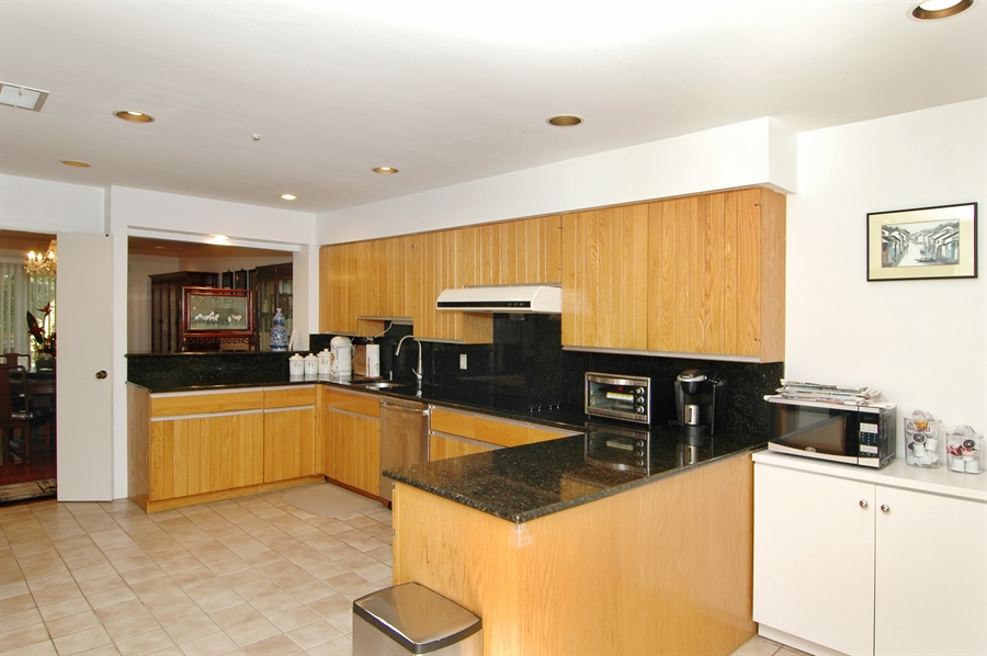 Real Estate Photography - 75 Eider Hill Court, Manhasset, NY, 11030 - Kitchen