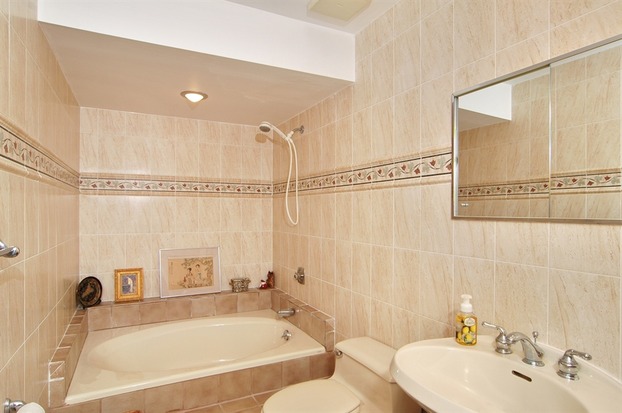 Real Estate Photography - 75 Eider Hill Court, Manhasset, NY, 11030 - Bathroom
