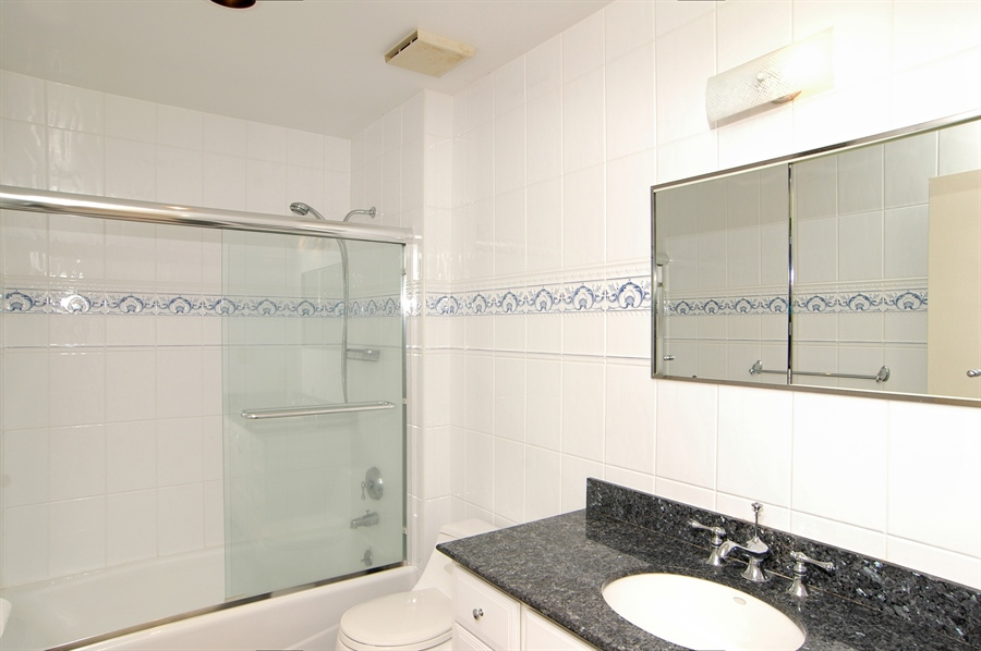 Real Estate Photography - 75 Eider Hill Court, Manhasset, NY, 11030 - 2nd Bathroom