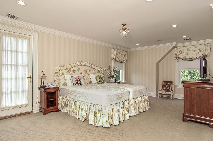 Real Estate Photography - 46 Morgan Dr, Old Westbury, NY, 11568 - 2nd Bedroom
