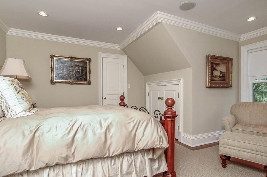 Real Estate Photography - 46 Morgan Dr, Old Westbury, NY, 11568 - 3rd Bedroom
