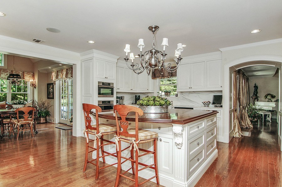 Real Estate Photography - 46 Morgan Dr, Old Westbury, NY, 11568 - Kitchen
