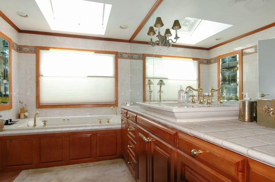 Real Estate Photography - 208 Bay Dr, Massapequa, NY, 11758 - Master Bathroom