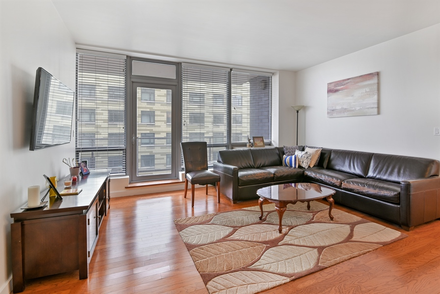 Real Estate Photography - 48-15 11th St, Long Island City, NY, 11101 - Living Room