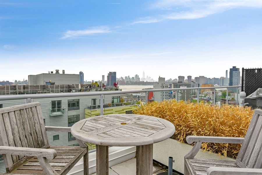 Real Estate Photography - 48-15 11th St, Long Island City, NY, 11101 - Roof Deck