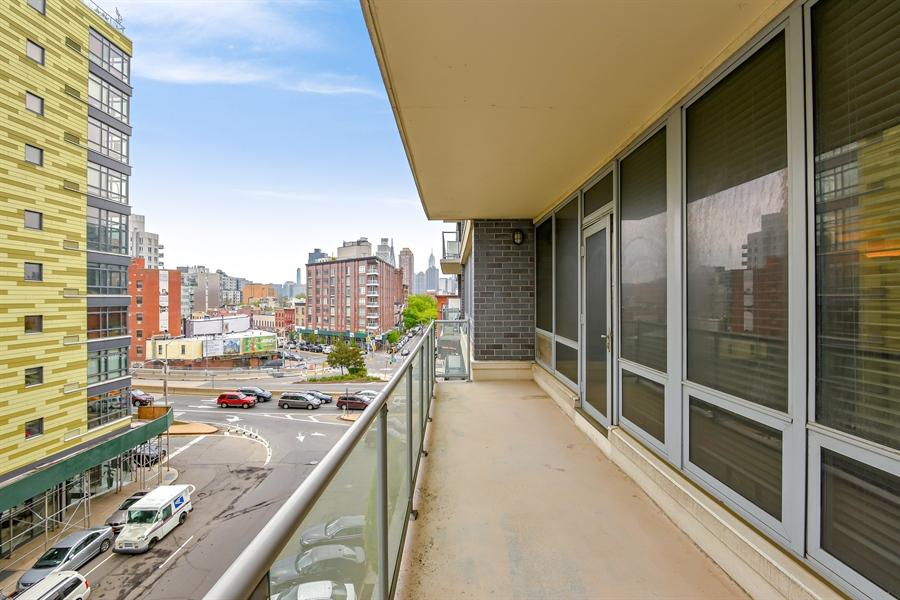 Real Estate Photography - 48-15 11th St, Long Island City, NY, 11101 - Balcony