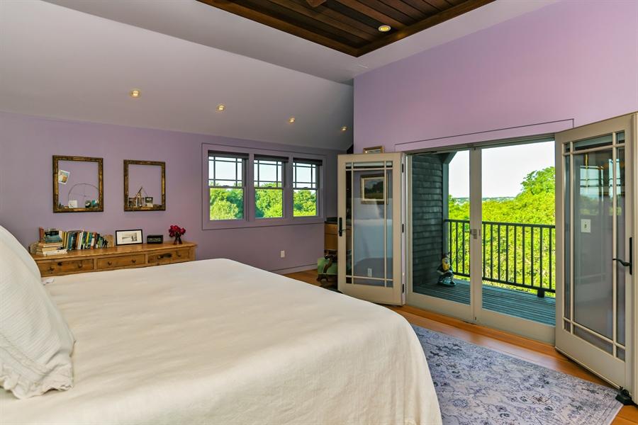 Real Estate Photography - 114 Glenmore Ave, Montauk, NY, 11954 - Master Bedroom