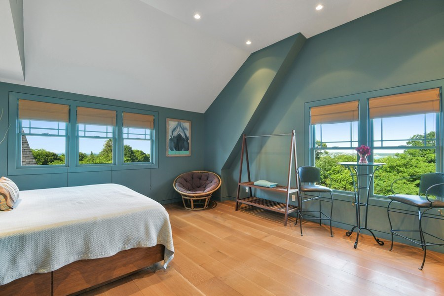 Real Estate Photography - 114 Glenmore Ave, Montauk, NY, 11954 - Bedroom