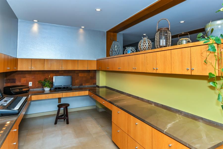 Real Estate Photography - 114 Glenmore Ave, Montauk, NY, 11954 - Office