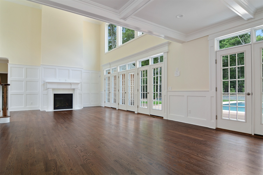 Real Estate Photography - 114 Laurel Valley, Sag Harbor, NY, 11963 - Living Room