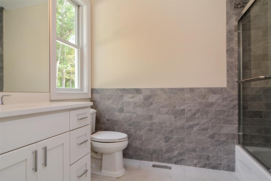 Real Estate Photography - 114 Laurel Valley, Sag Harbor, NY, 11963 - 3rd Bathroom