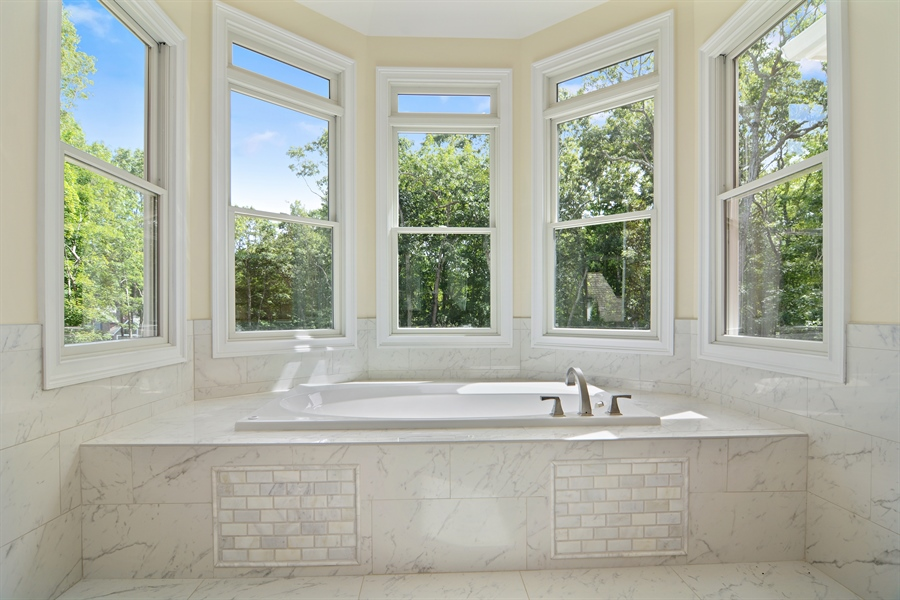 Real Estate Photography - 114 Laurel Valley, Sag Harbor, NY, 11963 - Master Bathroom