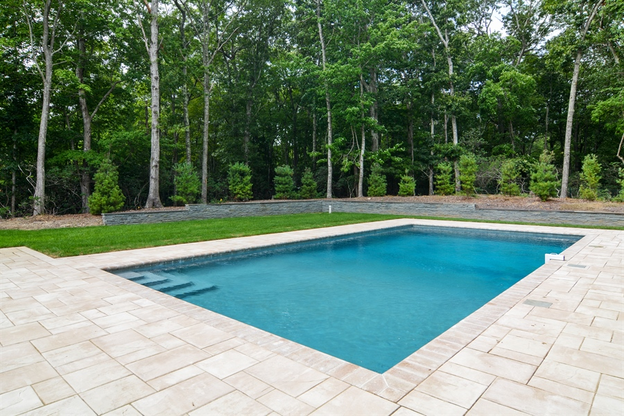 Real Estate Photography - 114 Laurel Valley, Sag Harbor, NY, 11963 - Pool