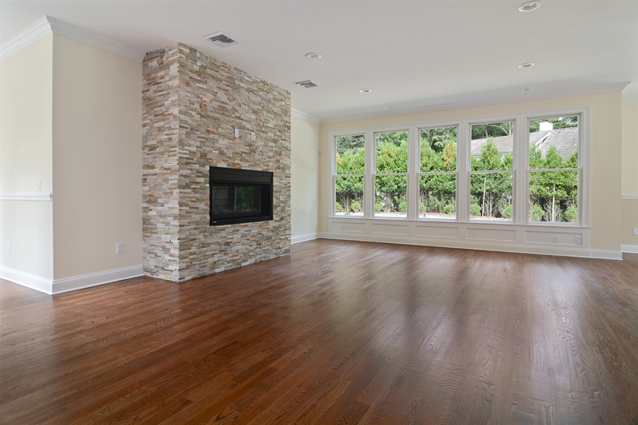 Real Estate Photography - 114 Laurel Valley, Sag Harbor, NY, 11963 - Family Room