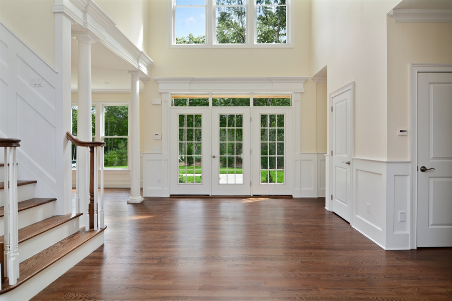 Real Estate Photography - 114 Laurel Valley, Sag Harbor, NY, 11963 - Foyer