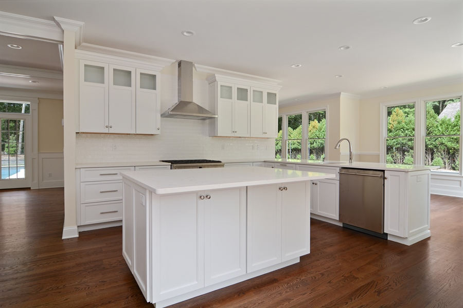 Real Estate Photography - 114 Laurel Valley, Sag Harbor, NY, 11963 - Kitchen