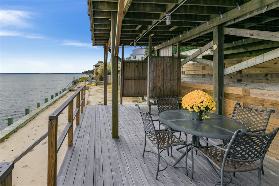 Real Estate Photography - 7080 Great Peconic Bay Blvd, Laurel, NY, 11948 - Beach