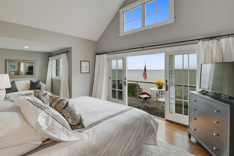 Real Estate Photography - 7080 Great Peconic Bay Blvd, Laurel, NY, 11948 - Master Bedroom