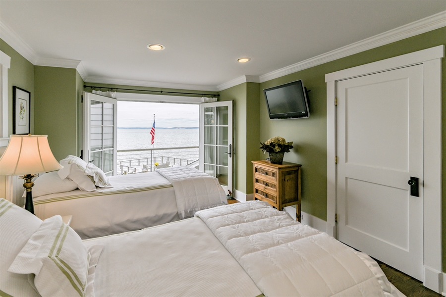 Real Estate Photography - 7080 Great Peconic Bay Blvd, Laurel, NY, 11948 - Bedroom