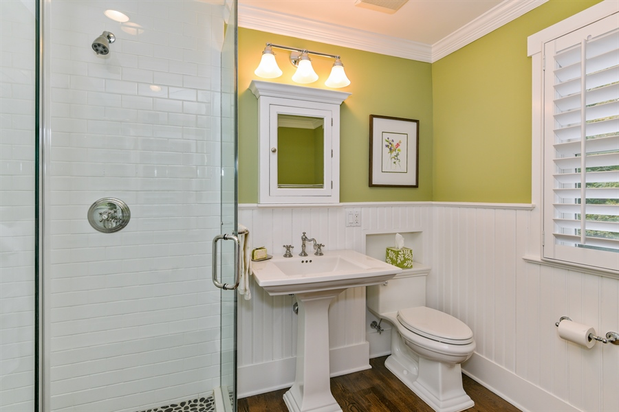Real Estate Photography - 7080 Great Peconic Bay Blvd, Laurel, NY, 11948 - Bathroom