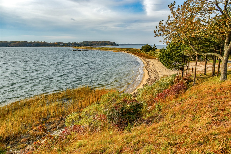Real Estate Photography - 108 Ram Island Dr, Shelter Island, NY, 11964 - Waterfront