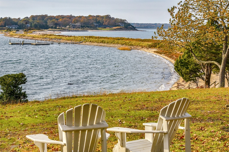 Real Estate Photography - 108 Ram Island Dr, Shelter Island, NY, 11964 - Beach