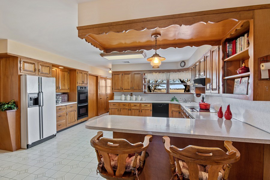 Real Estate Photography - 1428 Peconic Bay Blvd, Laurel, NY, 11948 - Kitchen