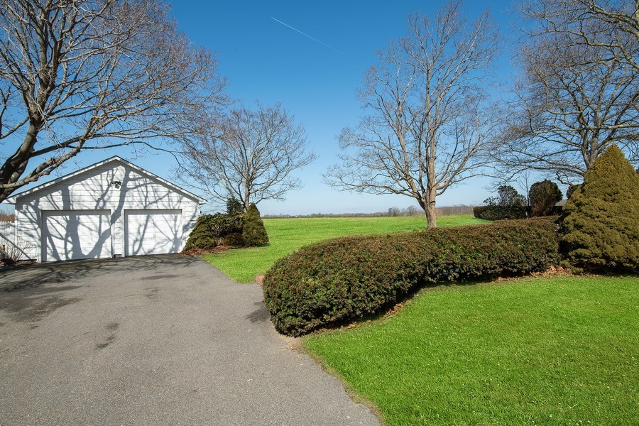 Real Estate Photography - 1428 Peconic Bay Blvd, Laurel, NY, 11948 - Garage