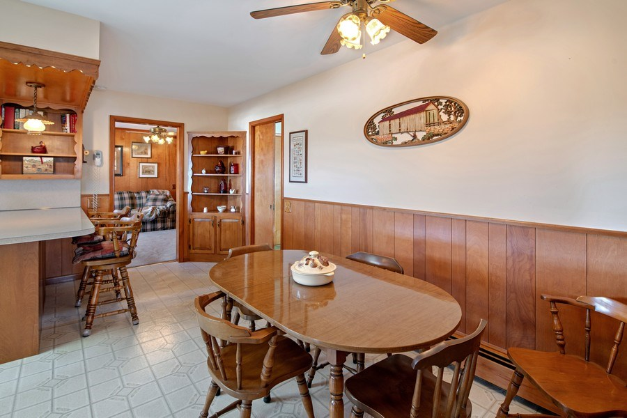 Real Estate Photography - 1428 Peconic Bay Blvd, Laurel, NY, 11948 - Dining Area