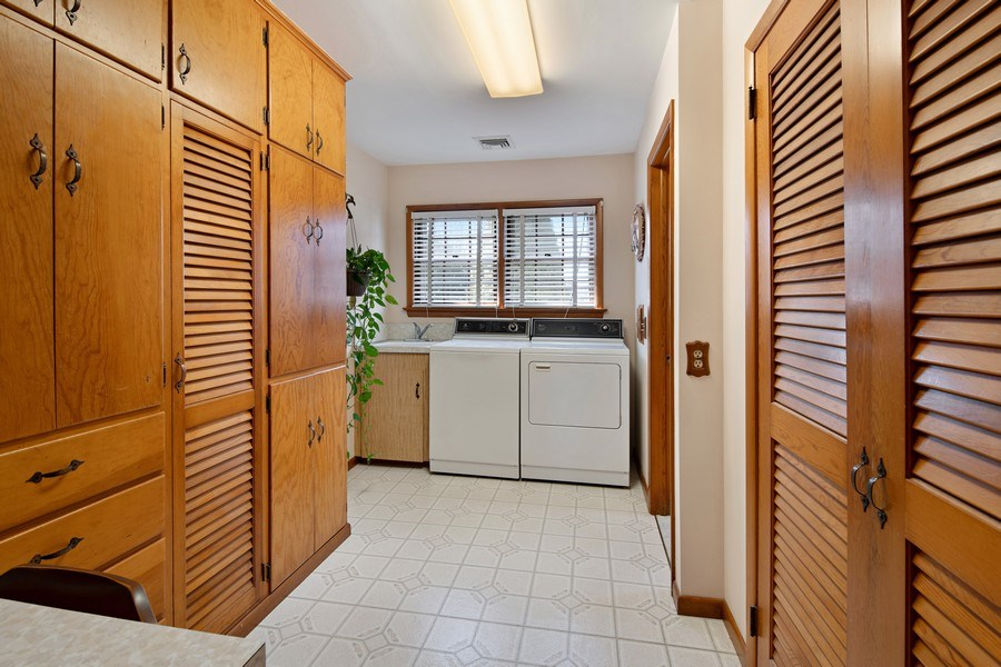 Real Estate Photography - 1428 Peconic Bay Blvd, Laurel, NY, 11948 - Laundry Room