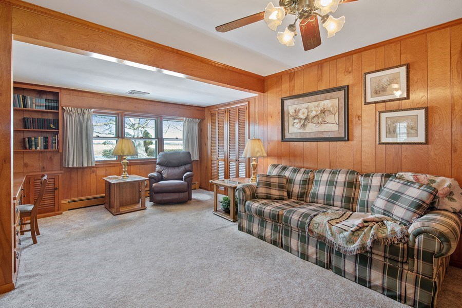 Real Estate Photography - 1428 Peconic Bay Blvd, Laurel, NY, 11948 - Den