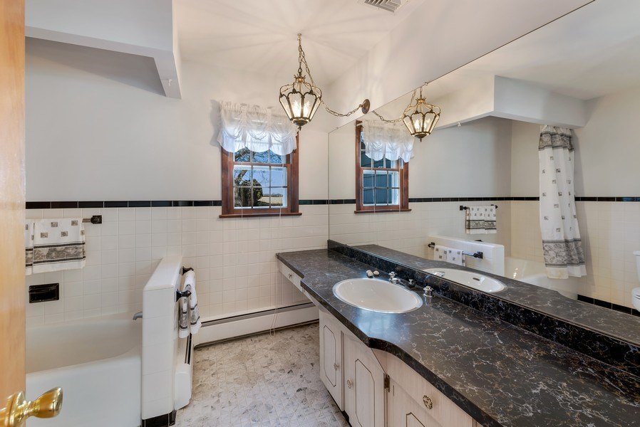 Real Estate Photography - 1428 Peconic Bay Blvd, Laurel, NY, 11948 - Bathroom